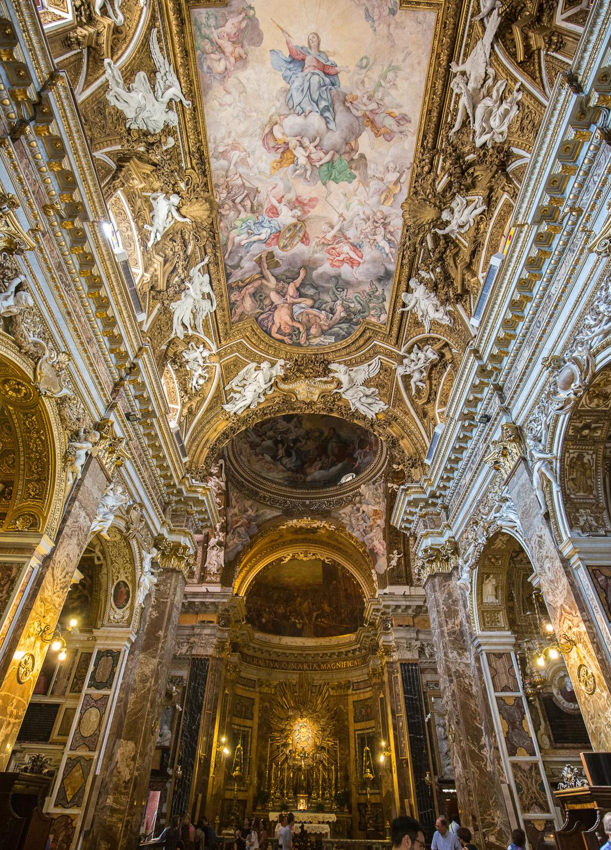 Photo Pilgrimage In Rome Santa Maria Della Vittoria Travel