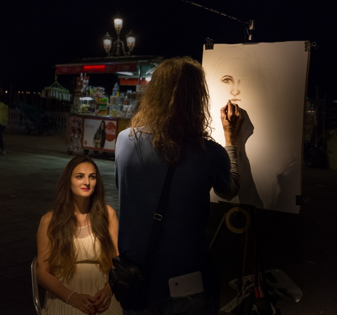 Venice Painter