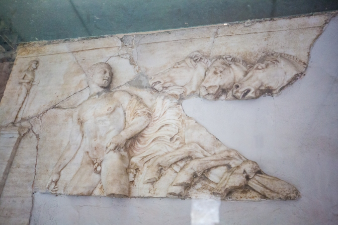 Herculaneum, Naples