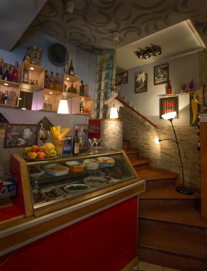 Naples cafe