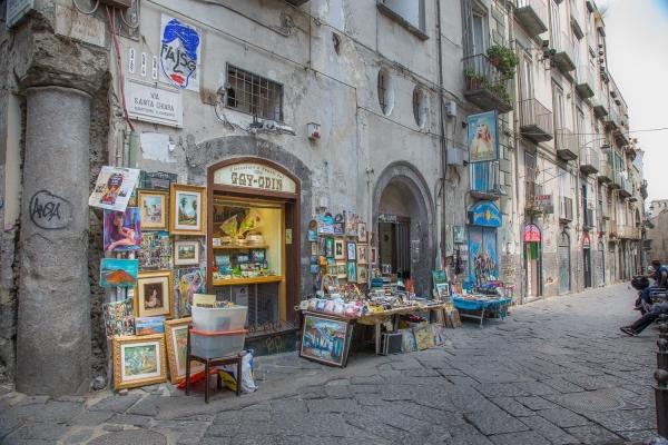 Naples street