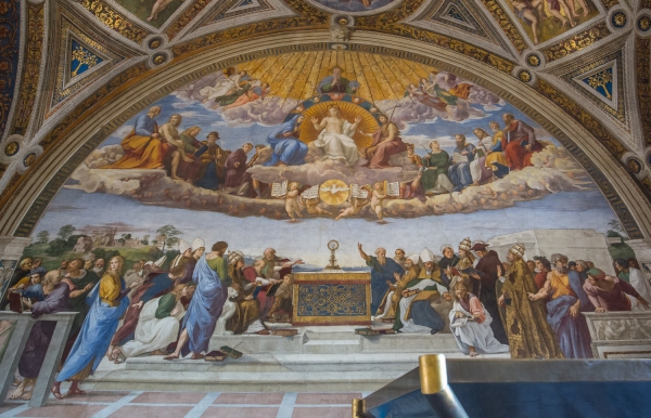 Decision Making in the Holy Roman Church