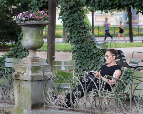 Sunday, Luxembourg Gardens