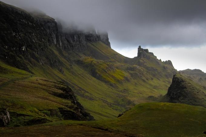 Quirking, Isle of Skye