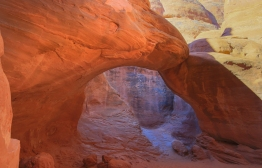 Sand Dune Arch, Arches National Park