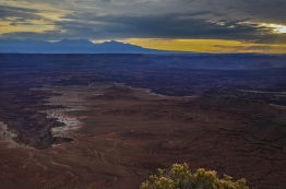 Buck Canyon Overlook, Canyonlands