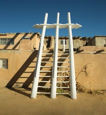 Acoma Pueblo Kiva