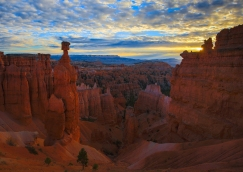 Bryce Canyon Sunset Overlook