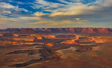 Green River Overlook, Canyonlands
