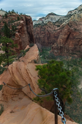 Angels Landing Trail, Zion