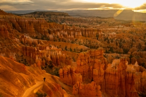 Sunset Overlook, Bryce Canyon