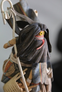 Ogre Woman, Detail