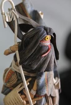 Ogre Woman, Detail