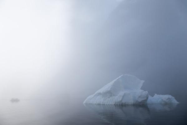 Antartica Fog