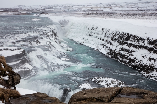 Gullfoss, Golden Circle