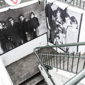 Entrance to Punk Rock Museum