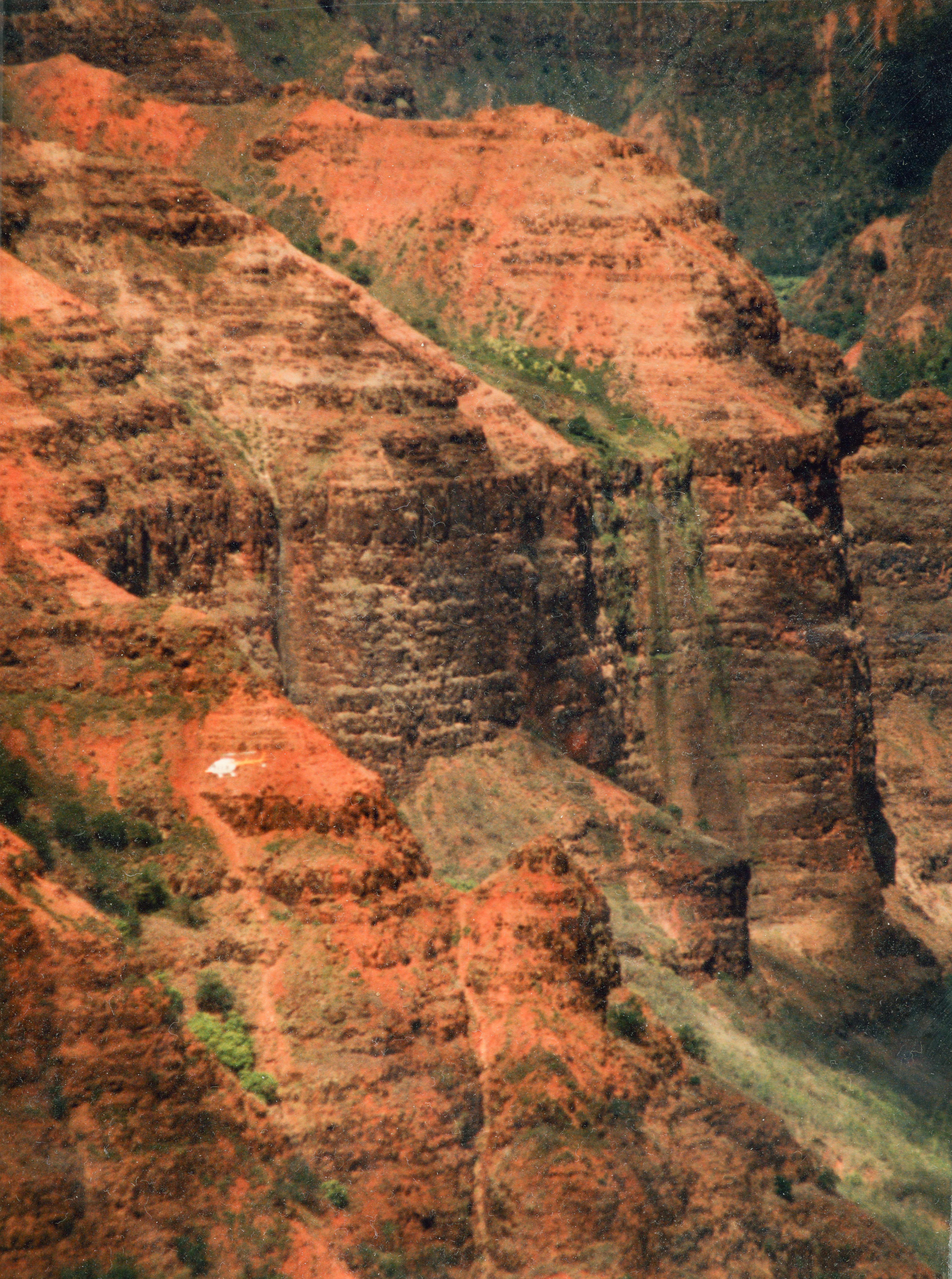 Waimea Canyon, @2002