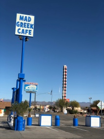 Mad Greek and the Largest Thermometer in the World