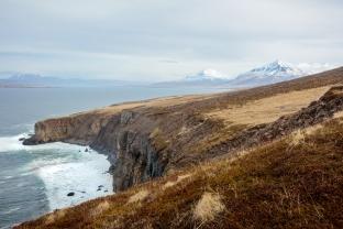 Overlook: Northern Fjords